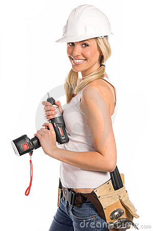 Free Construction Worker Stock Photography - 562412