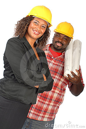 Free Construction Workers Royalty Free Stock Photography - 8679937