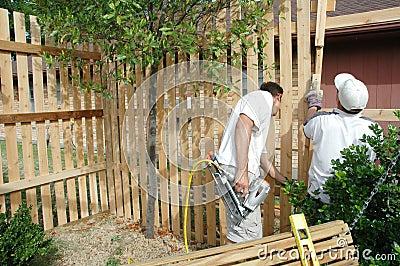 Construindo uma cerca