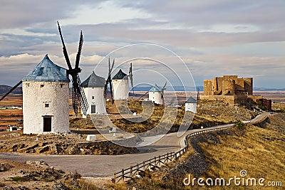 Consuegra - Spain