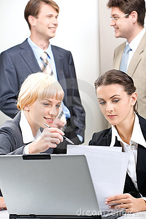 Consultation Stock Images - Image: 3881074