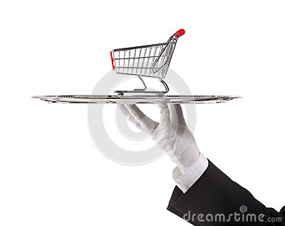 Consumerism concept