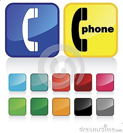Contact button #2