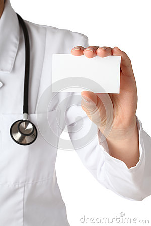 Contact with physician