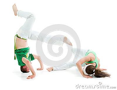 Contact Sport .Capoeira