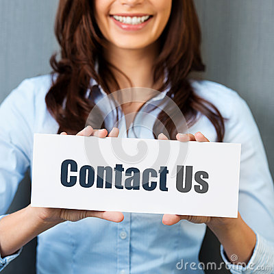 Free Contact Us Stock Photo - 31484160