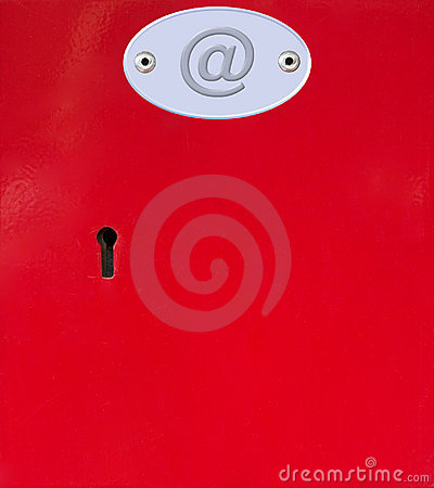 Contact us red post office boxes with email