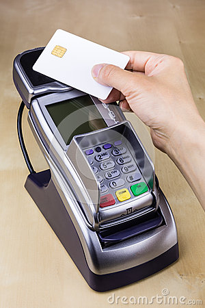Contactless Smart Card Pay
