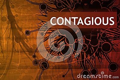 Contagious Danger Alert