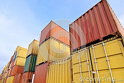 Container area