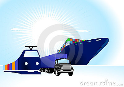 Container Logistic