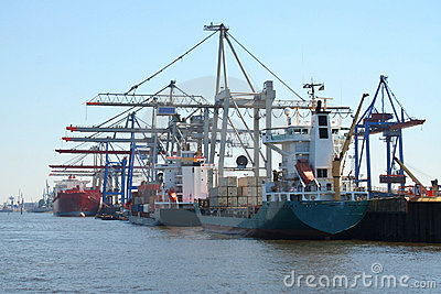 Container Shipping Industry IV