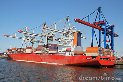 Container Shipping Industry XIX