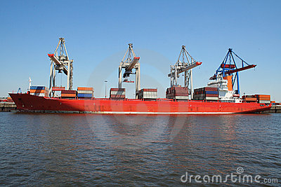 Container Shipping Industry XV
