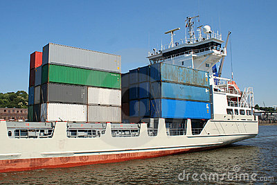 Container Shipping Industry XXV