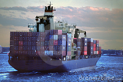 Container Shipping New York USA