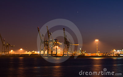 Container terminal