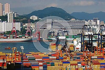 Container Terminals