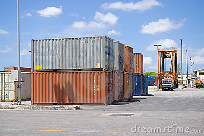 Containers stack I