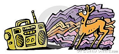 Contaminación de ruido