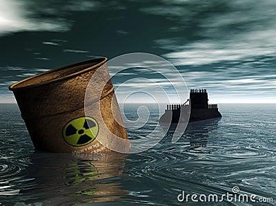 Contamination In The Sea