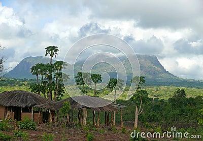 Conte de fées Mozambique.