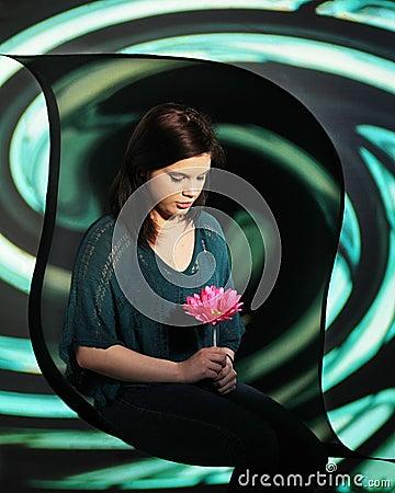 Contemplation in a Spiral