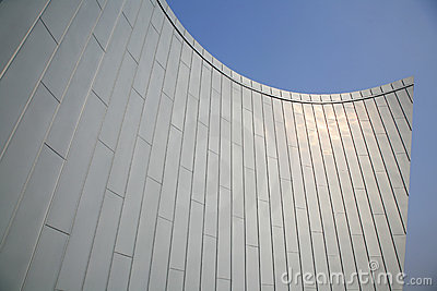Contemporary Architecture on Contemporary Architecture Royalty Free Stock Photography   Image
