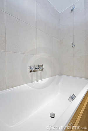 Contemporary bath tub