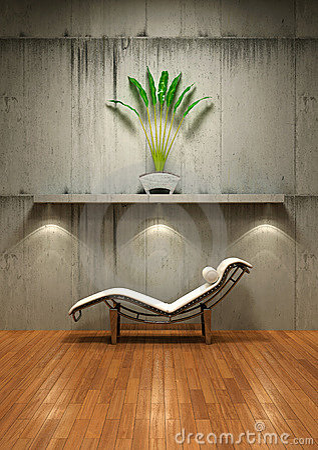 Free Contemporary Interior 01 Royalty Free Stock Photo - 2550565
