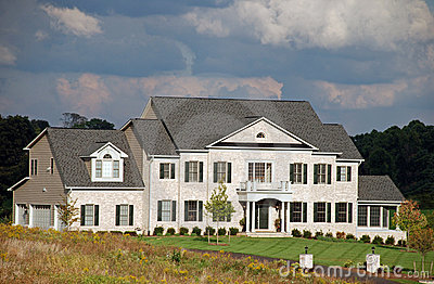 Contemporary Light Brick Luxury Home 23