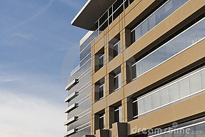 Contemporary Office Building Stock Photos - Image: 23406153