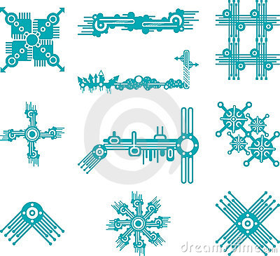 Contemporary shapes