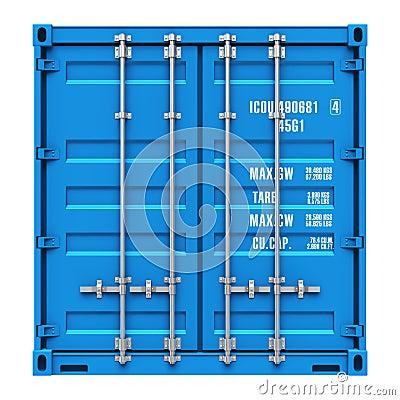 Conteneur de cargaison