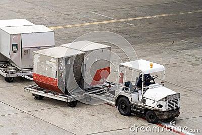 Conteneurs de cargaison