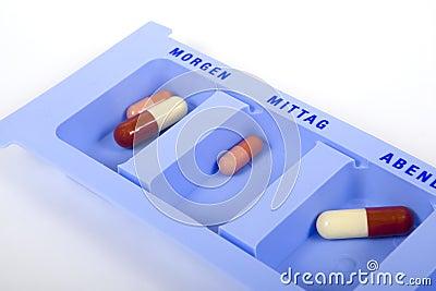 Contenitore di droga