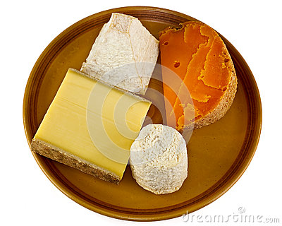 Continenal干酪选择