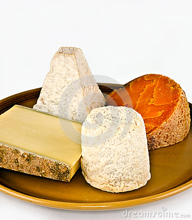 Continenal  cheese selection
