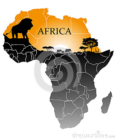 an overview of the continent of africa 7 continents of the world the widely recognized all the 7 continents are listed by size below, from biggest to smallest asia includes 50 countries, and it is the most populated continent, the 60% of the total population of the earth live here africa comprises 54 countries it is the hottest continent and home of the world's largest desert.