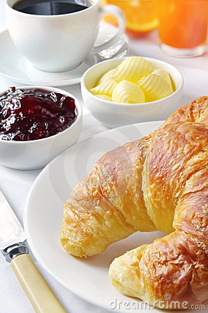 Free Continental Breakfast Royalty Free Stock Image - 5273536