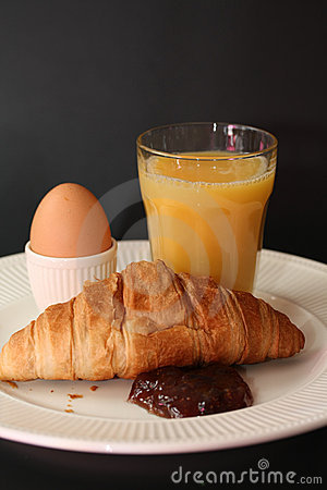 Continental French Breakfast