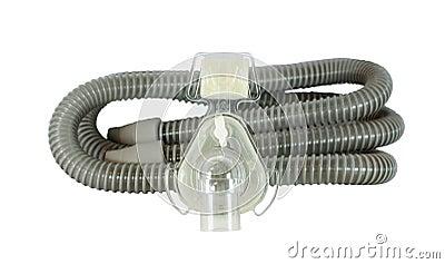 Continuous positive airway pressure