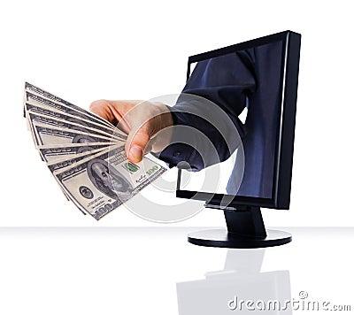 Contrôlez la machine d argent
