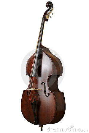 Free Contrabass Royalty Free Stock Images - 22004489