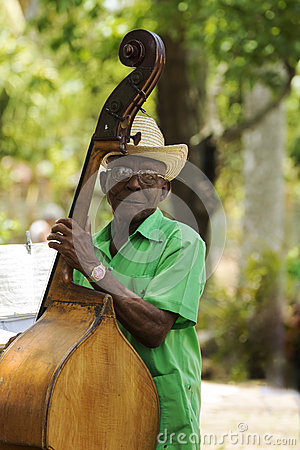 Contrabass Editorial Photography