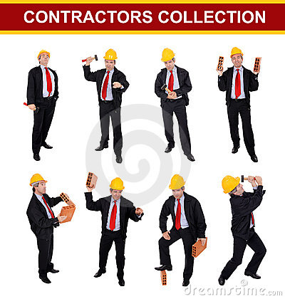 Contractors collection