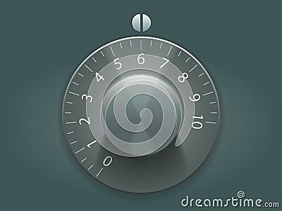 Control knob