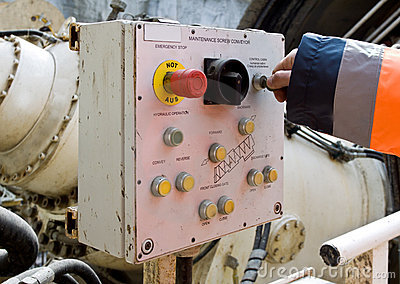 Control panel industry