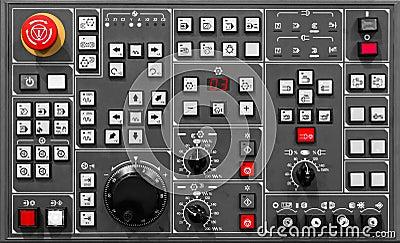 Control panel texture