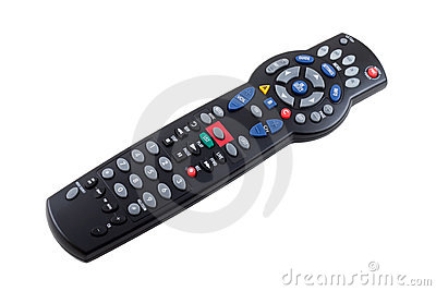 Control Remote Tv Royaltyfria Foton - Bild: 8168578